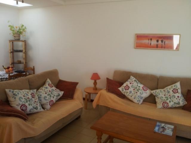 The Living area - 27 Lago Verde, Puerto del Carmen, Lanzarote